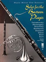 Janet Grice - Solos for the Bassoon - Music Minus One - Book/CD set