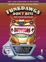 Funkdawgs: Jazz Fusion Unleashed - Music Minus One - Book/CD set