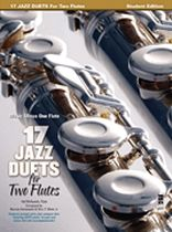 Hal McKusick - 17 Duets for Two Flutes - Music Minus One - Book/CD set