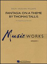 Fantasia on a Theme of Thomas Tallis - Book/CD set