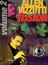 Allen Vizzutti - Allen Vizzutti - Play Along Fusion, Volume 2 - Book/CD set