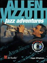 Jiggs Whigham - Allen Vizzutti - Jazz Adventures - Book/CD set