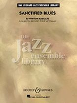 Wynton Marsalis - Sanctified Blues (Family) - Book/CD set