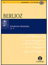 Hector Berlioz - Symphonie Fantastique, Op. 14 - Study Score / CD - Eulenburg Audio and Score - Book/CD set