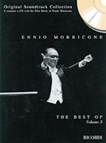 Ennio Morricone - The Best of Ennio Morricone - Volume 3 - Book/CD set