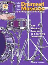 The Drumset Musician - Book/CD set