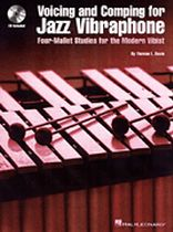 Voicing and Comping for Jazz Vibraphone - Book/CD set