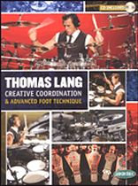 Thomas Lang - Thomas Lang - Creative Coordination & Advanced Foot Technique - Book/CD set