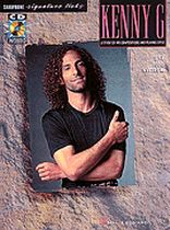 Kenny G - Best of Kenny G - Signature Licks - Book/CD set