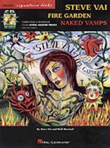 Steve Vai - Steve Vai - Fire Garden: Naked Vamps - Book/CD set
