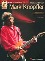 Wolf Marshall - The Guitar Style of Mark Knopfler - Book/CD set