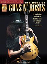 Jeff Perrin - The Best of Guns N' Roses - Book/CD set