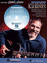 Jorma Kaukonen - The Guitar of Jorma Kaukonen - Book/CD set