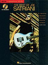 Joe Satriani - The Best of Joe Satriani - Book/CD set