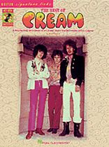 The Best of Cream - Book/CD set