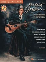 Robert Johnson - Robert Johnson - Signature Licks - Book/CD set