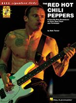 The Red Hot Chili Peppers - Book/CD set