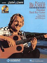 Keola Beamer - Keola Beamer Teaches Hawaiian Slack Key Guitar - Book/CD set
