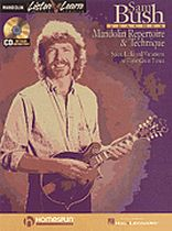 Sam Bush - Sam Bush Teaches Mandolin Repertoire & Technique - Book/CD set
