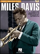 Miles Davis - Miles Davis - A Step-By-Step Breakdown of the Trumpet Styles and Techniques of a Jazz Innovator - Book/CD set
