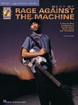 Troy Stetina - Best of Rage Against the Machine - Book/CD set