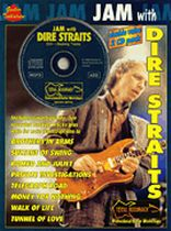 Dire Straits - Jam With Dire Straits - Book/CD set