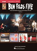 Todd Lowry - Ben Folds Five - Keyboard Signature Licks - Book and Cd Kit - Book/CD set