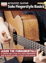 Acoustic Guitar Solo Fingerstyle Basics