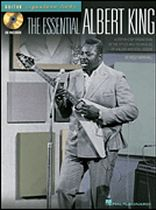 Albert King - The Essential Albert King - A Step-By-Step Breakdown of the Styles and Techniques of a Blues and Soul Legend - Book/CD set