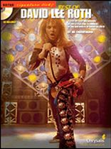 David Lee Roth - Best of David Lee Roth - A Step-By-Step Breakdown of the Styles and Techniques of the Guitarists of David Lee Roth - Book/CD set