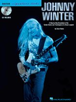 Johnny Winter - Johnny Winter - Signature Licks - A Step-By-Step Breakdown of the Guitar Styles and Techniques of a Blues Legend - Book/CD set