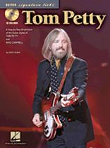 Tom Petty - Guitar Signature Licks - A Step-By-Step Breakdown of the Guitar Styles of Tom Petty and Mike Campbell - Book/CD set