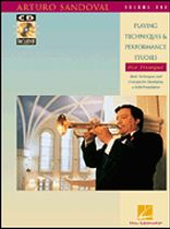 Arturo Sandoval - Arturo Sandoval - Playing Techniques & Performance Studies for Trumpet - Book/CD set