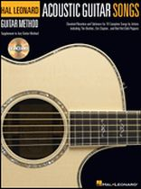 Acoustic Guitar Songs - Book/CD Pack