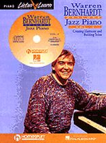 Warren Bernhardt - Warren Bernhardt Teaches Jazz Piano - Book/CD set