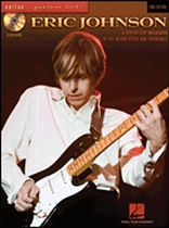 Eric Johnson - Eric Johnson - 2nd Edition - Book/CD set
