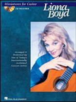 Liona Boyd - Miniatures for Guitar - Book/CD set