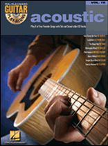 Acoustic Guitar Play-Along Volume 10