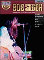 Bob Seger - Bob Seger - Guitar Play-Along Volume 29 - Book/CD set