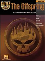 The Offspring - The Offspring - Guitar Play-Along Vol. 32 - Book/CD set