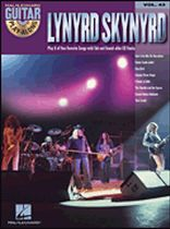 Lynyrd Skynyrd - Lynyrd Skynyrd - Guitar Play-Along Volume 43 - Book/CD set