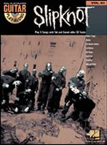 Slipknot - Slipknot - Guitar Play-Along Volume 61 - Book/CD set