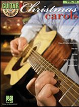 Christmas Carols - Guitar Play-Along Volume 62