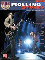 The Rolling Stones - Rolling Stones - Guitar Play-Along Volume 66 - Book/CD set