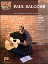 Paul Baloche - Paul Baloche - Guitar Play-Along Volume 74 - Book/CD set