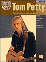 Tom Petty - Guitar Play-Along Volume 75 (with CD) - Book/CD set