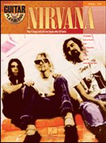 Nirvana - Nirvana - Guitar Play-Along Volume 78 - Book/CD set