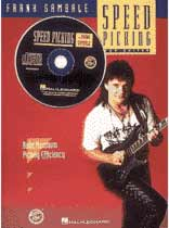 Frank Gambale - Speed Picking - Frank Gambale - Book/CD set