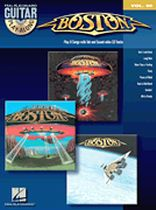 Boston - Boston - Guitar Play-Along Volume 86 - Book/CD set