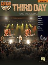 Third Day - Third Day - Guitar Play-Along Volume 96 - Book/CD set